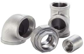 How to Specify & Order Class 150 Stainless Steel Threaded Fittings